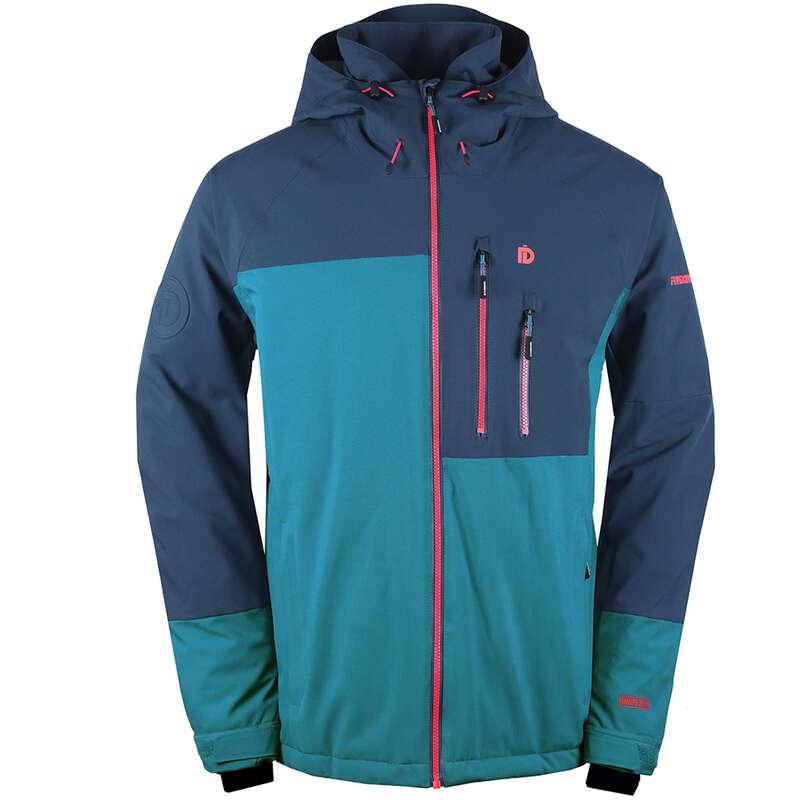 Férfi síruházat középhaladóknak Freeride síelés - Férfi kabát Fundango Crater FUNDANGO - Freeride síelés