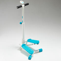 Stepper MS120 Ivoire bleu