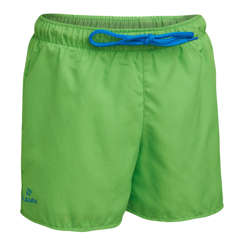 Swim shorts - green