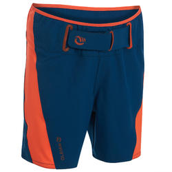 Boys' Swim Shorts Boardshorts 550 Kid - Petrol
