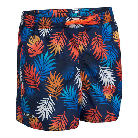 Boardshort 100 Kid SHADOW Rojo