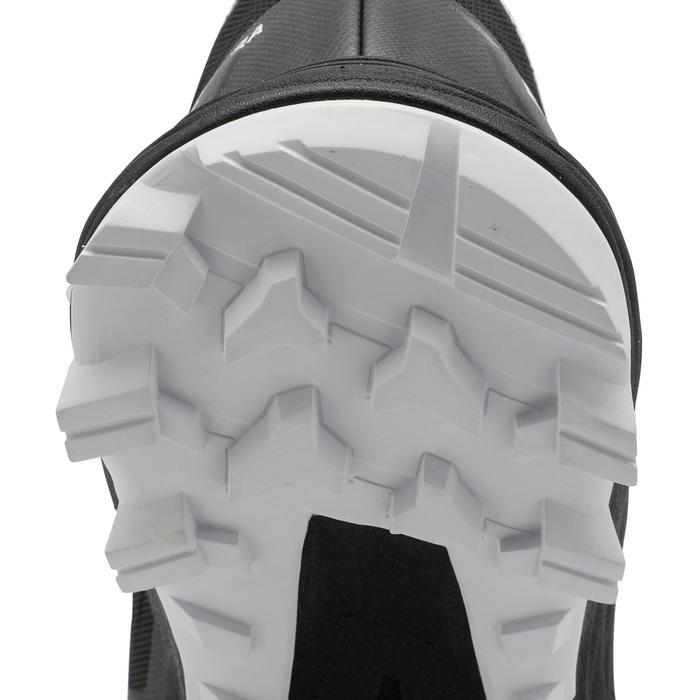 Chaussures de trail running pour homme Race ULTRA noires et blanches