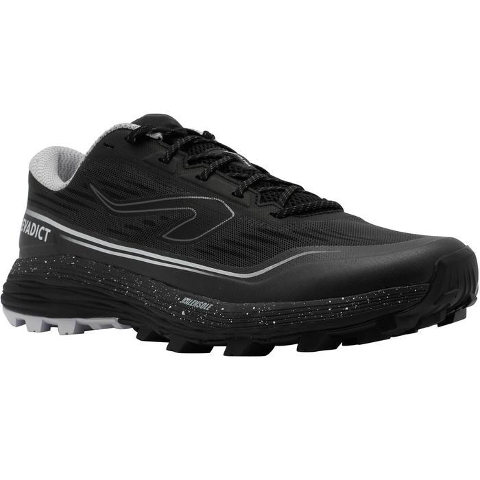 pick up buy exquisite design Chaussures de trail running pour homme Race ULTRA noires et ...