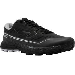 MEN'S RACE ULTRA TRAIL RUNNING SHOES - BLACK/WHITE