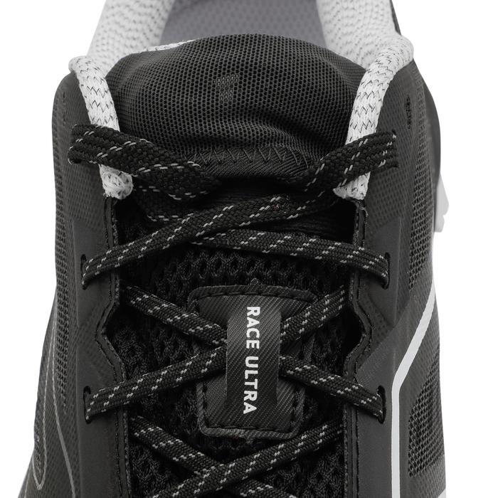 Trailschoenen voor heren Race Ultra zwart/wit