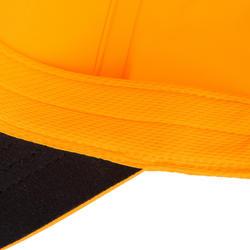 網球帽TC 500(58 cm)-黃色