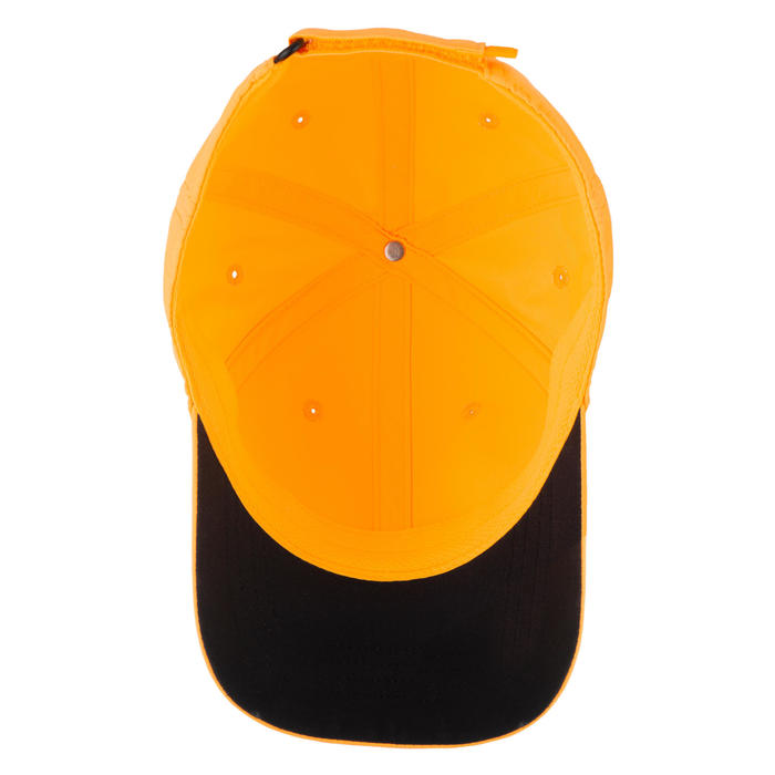 Tennispet TC 500 geel maat 58