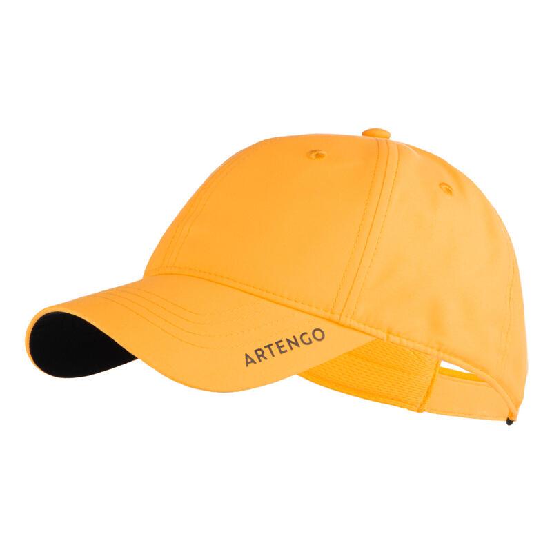 Tennis Cap TC 500 58 cm - Yellow