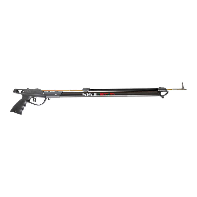 SPEARGUNS 50/75 CM, BUNGEES, SHAFTS Sport Acquatici - Arbalete Sting SEAC SUB - Fucili ed accessori pescatore