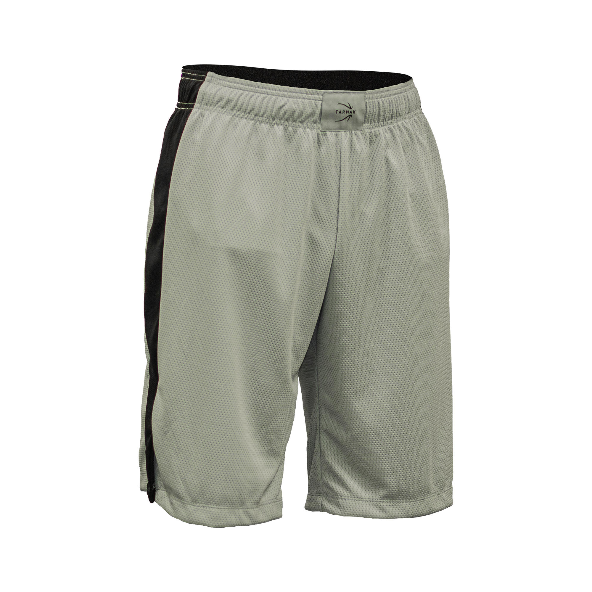 SH500 Basketball Shorts - Grey/Black
