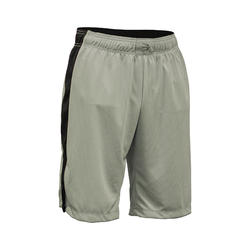 SH500 Basketball Shorts - Grey/Black