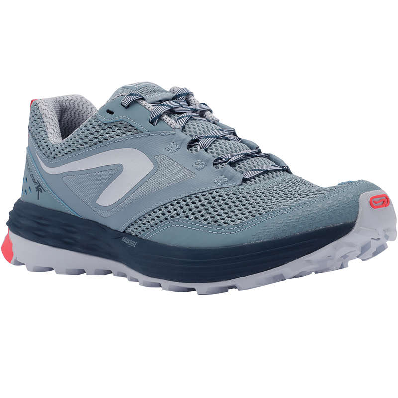 WOMAN TRAIL RUNNING SHOES Shoes - TR TRAIL W LIGHT BLUE/PINK EVADICT - By Sport
