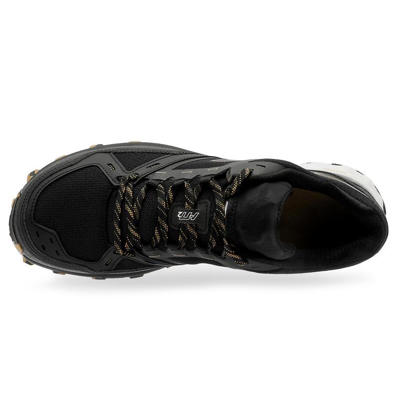 รองเท้าวิ่งเทรลสำหรับผู้ชายรุ่น MT2 (สีดำ/บรอนซ์)
