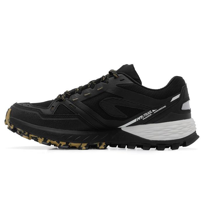 Trailschoenen voor heren MT2 zwart/brons