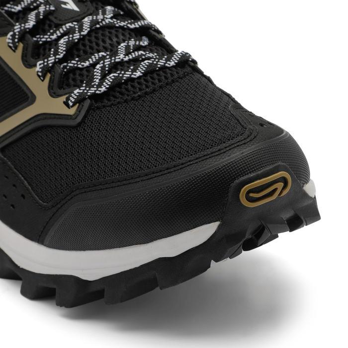 chaussure de trail running pour homme XT7 noire et bronze