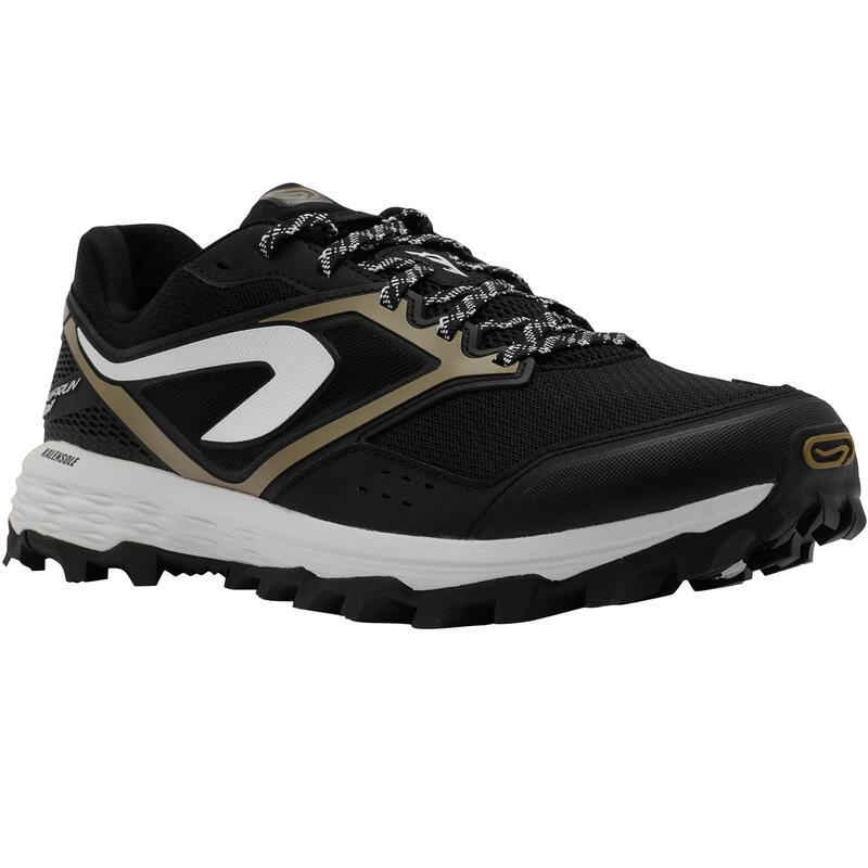 Erkek Siyah Bronz Koşu Ayakkabısı / Arazi Koşusu - TRAIL XT7