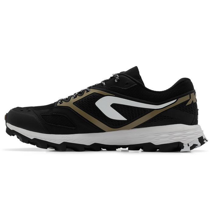 XT7 MEN'S TRAIL RUNNING SHOES - BLACK/BRONZE