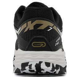 男款越野跑鞋XT7黑色配古銅色