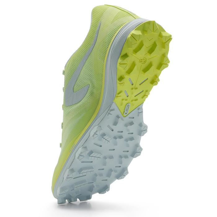 女款越野跑鞋RACE 4-黃白配色