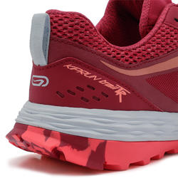 TR WOMEN'S TRAIL RUNNING SHOES PINK/WHITE