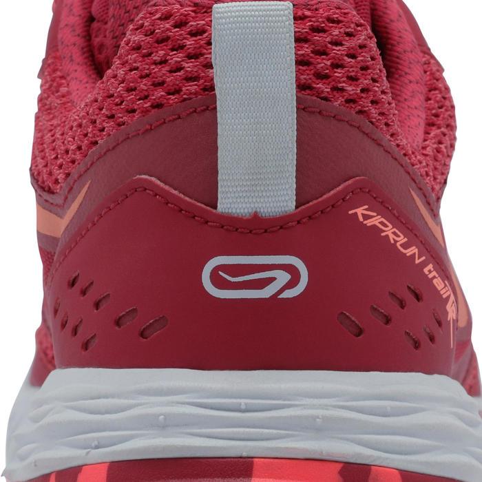 女款越野跑鞋TR粉紅色配白色