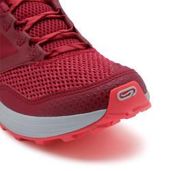Trailschoenen voor dames TR roze/wit