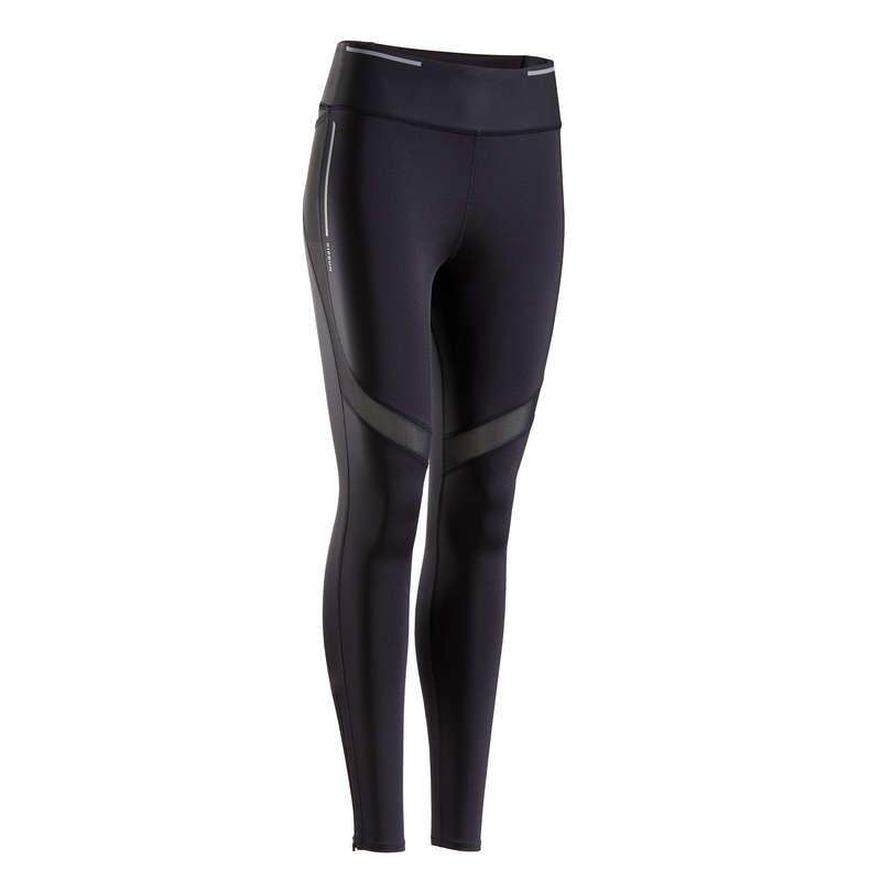 WOMAN WARM/MILD WEATHER RUNNING CLOTHES Clothing - KIPRUN SUPPORT WOMEN TIGHTS KIPRUN - Bottoms