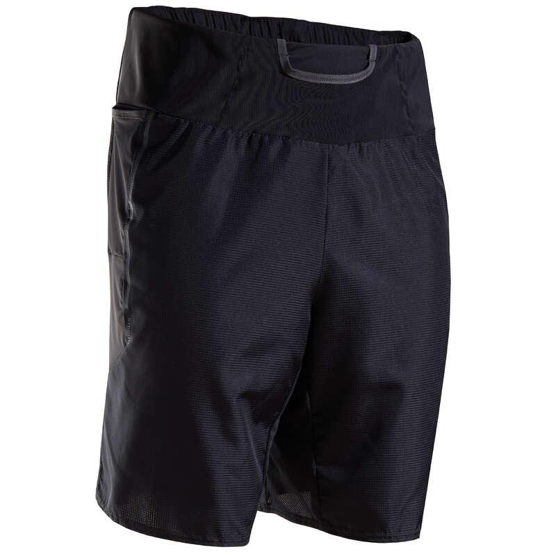 MAN WARM/MILD WEATHER RUNNING CLOTHES Clothing - MEN'S MARATHON RUNNING SHORTS KIPRUN - Bottoms