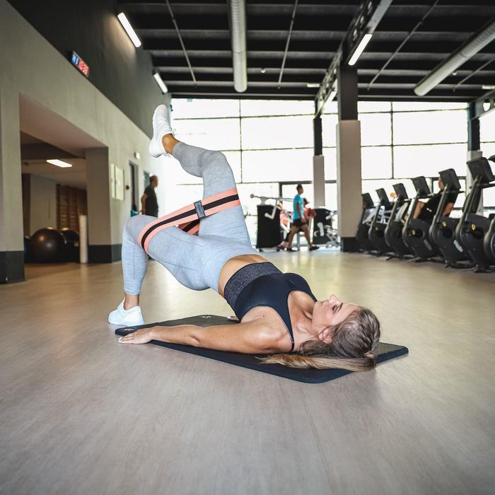 肌力訓練下肢彈力帶-容易