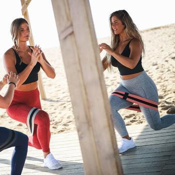 肌力訓練下肢彈力帶-困難