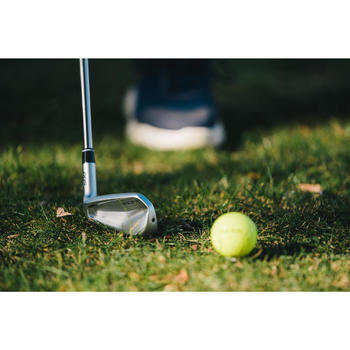 Set irons golf 500 rechtshandig maat 2 en hoge snelheid