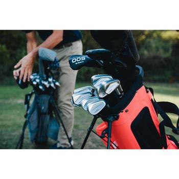 Set golfijzers 500 linkshandig maat 1 & gemiddelde snelheid