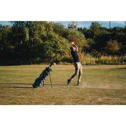 Set golfijzers 500 linkshandig maat 1 & hoge snelheid