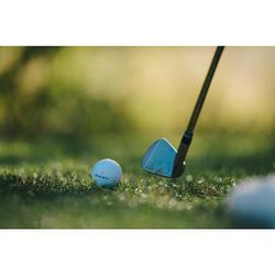 Set irons golf 500 rechtshandig maat 1 en gemiddelde snelheid
