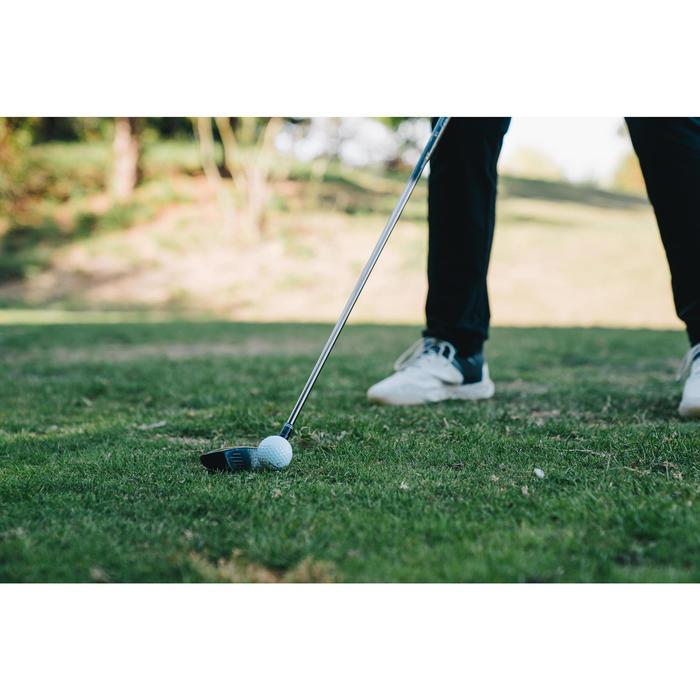 Golf hybride 500 linkshandig maat 1 en gemiddelde snelheid