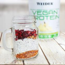 Proteinpulver Vegan 750g Vanille
