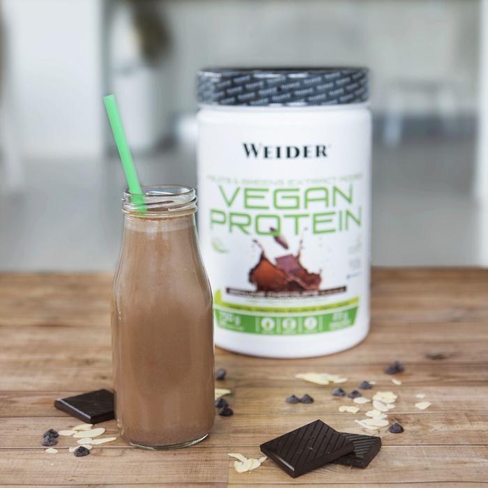 Protéine végétale VEGAN Chocolat 750gr