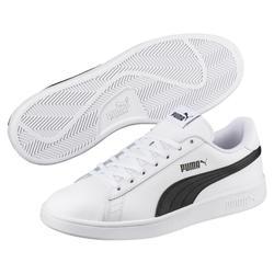 Zapatillas de Tenis hombre Puma Smash Blanco/negro