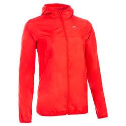 Cortaviento Atletismo club rojo personalizable mujer