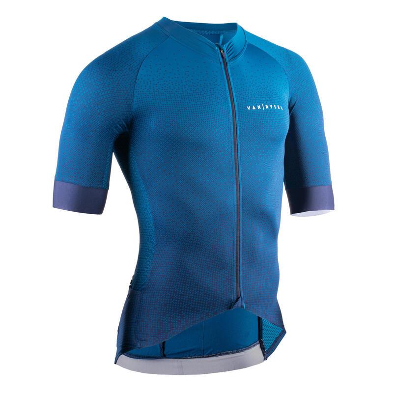 Men's Road Cycling Jersey Endurance Racer - Blue