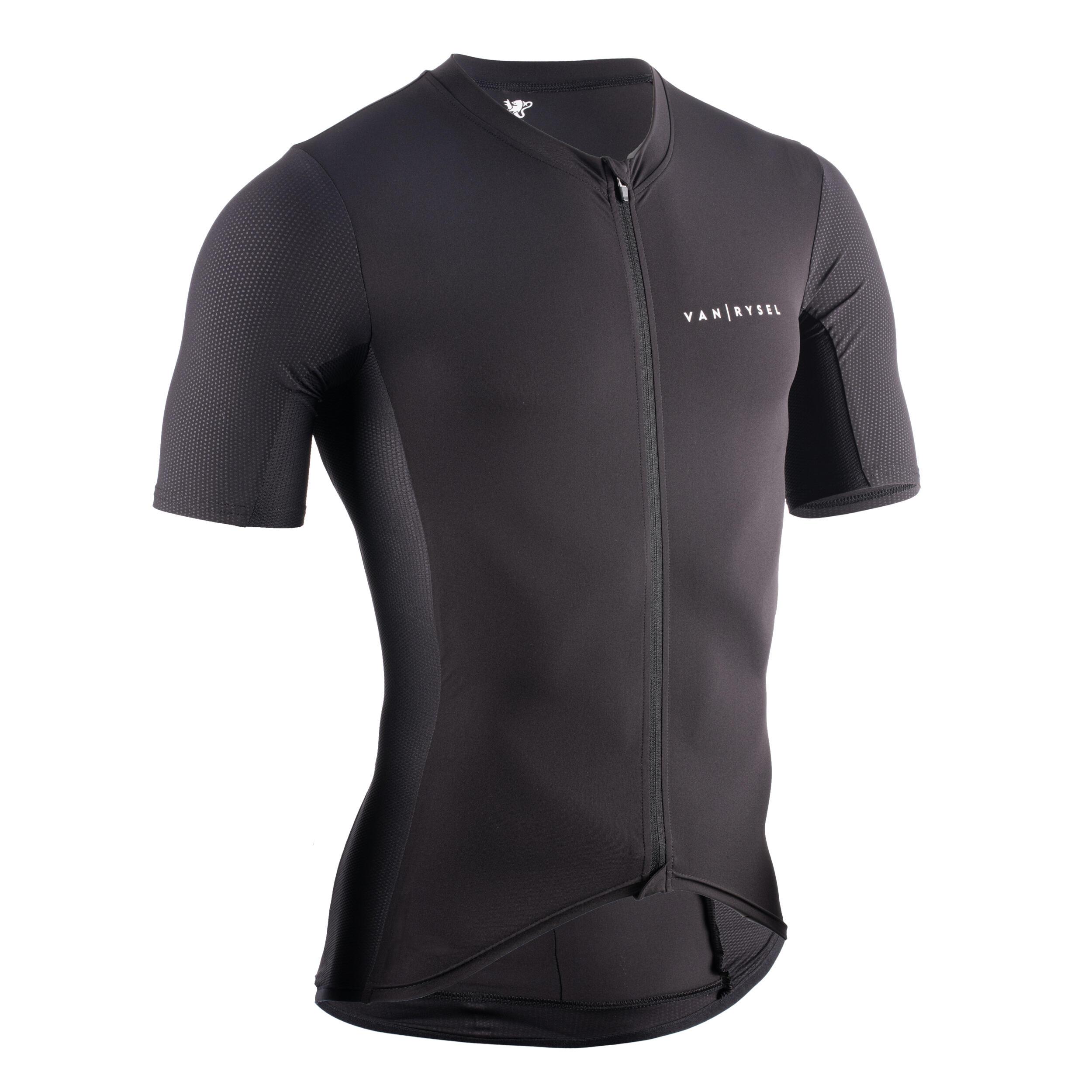 Tricou ciclism NeoRacer Negru