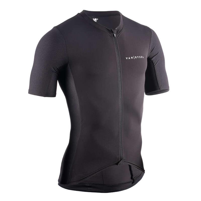 HAB VELO RTE CYCLOSPORT TPS CHAUD H Cykelsport - Cykeltröja NEO-RACER svart VAN RYSEL - Cykeltröjor och T-shirts