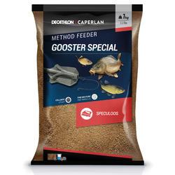 LOKAAS VOOR ALLE VISSEN METHOD FEEDER GOOSTER SPECIAL 1 kg
