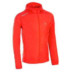 Cortaviento Atletismo club rojo personalizable hombre