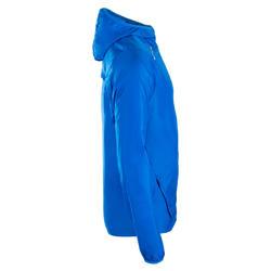 Coupe vent Athlétisme club bleu personnalisable homme