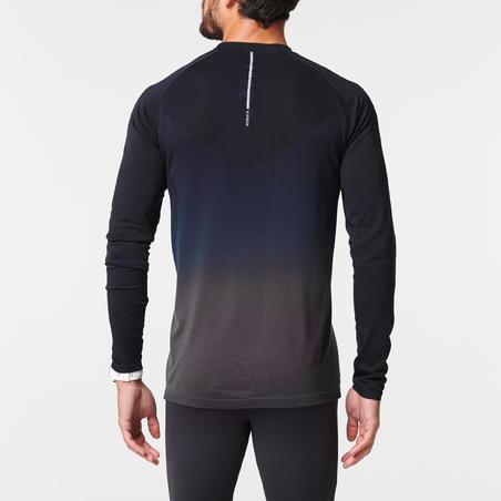 Kiprun Care Men's Long-Sleeved Breathable Running T-Shirt