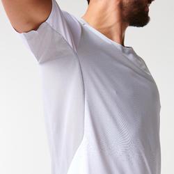 KIPRUN MEN'S RUNNING BREATHABLE T-SHIRT LIGHT - GREY
