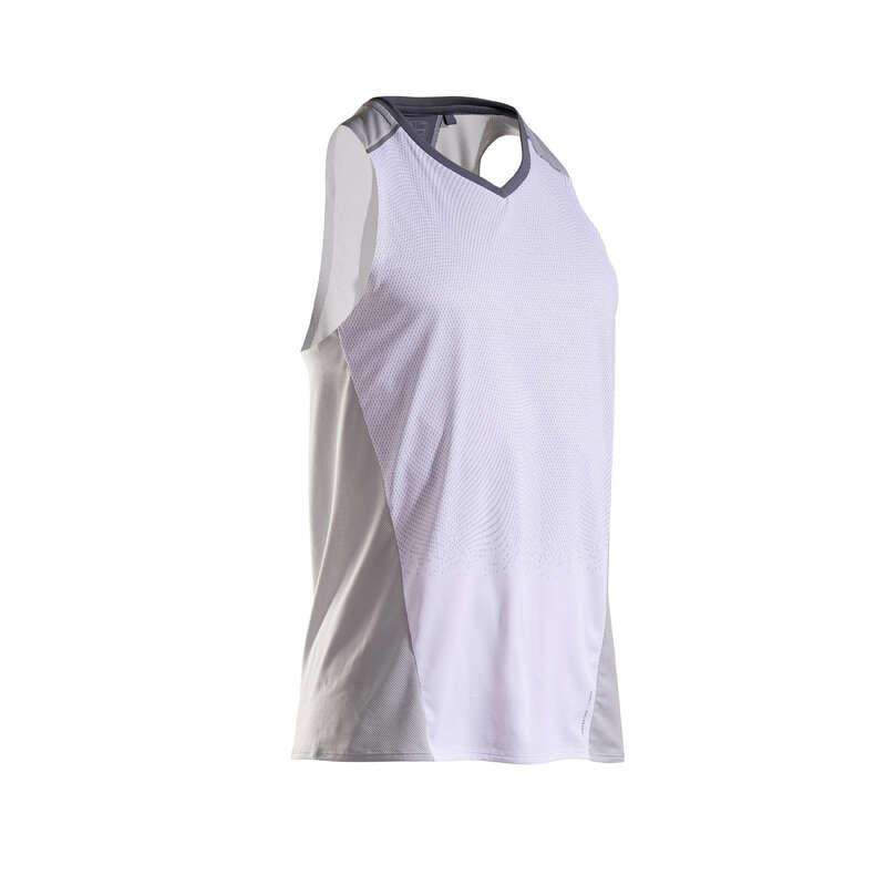 МУЖ ОДЕЖДА ДЛЯ ТЕПЛОЙ ПОГОДЫ ИНТЕНСИВНЫЙ БЕГ Мужская летняя одежда - МАЙКА KIPRUN LIGHT МУЖСКАЯ KIPRUN - Мужская летняя одежда