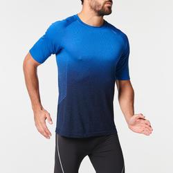 Hardloopshirt voor heren Kiprun Care blauw
