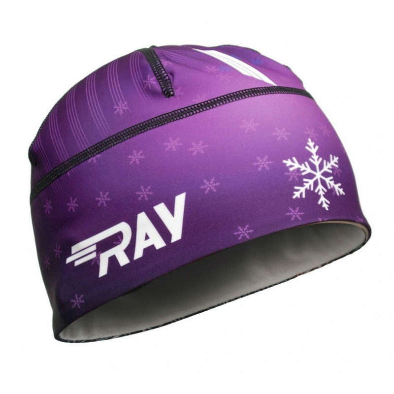ВЗРОСЛАЯ ОДЕЖДА ДЛЯ БЕГОВЫХ ЛЫЖ Беговые лыжи - Шапка RAY RAY - Аксессуары и уход